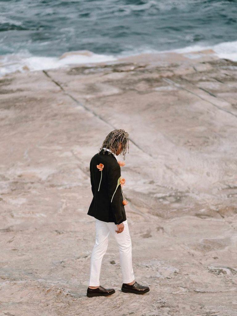 Custom Tailor Made Tuxedo Jacket