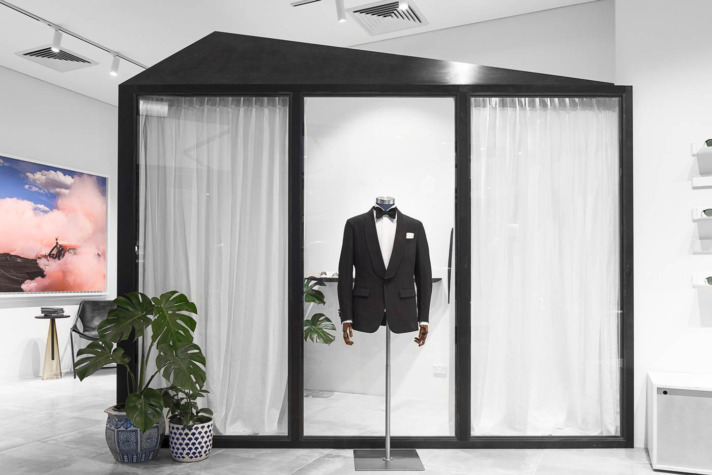 Suit Tailor Showroom Sydney