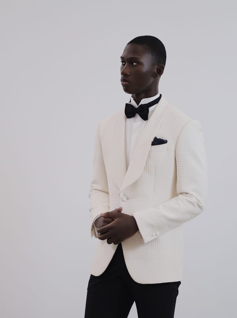 Hume Wedding Tailored Jacket