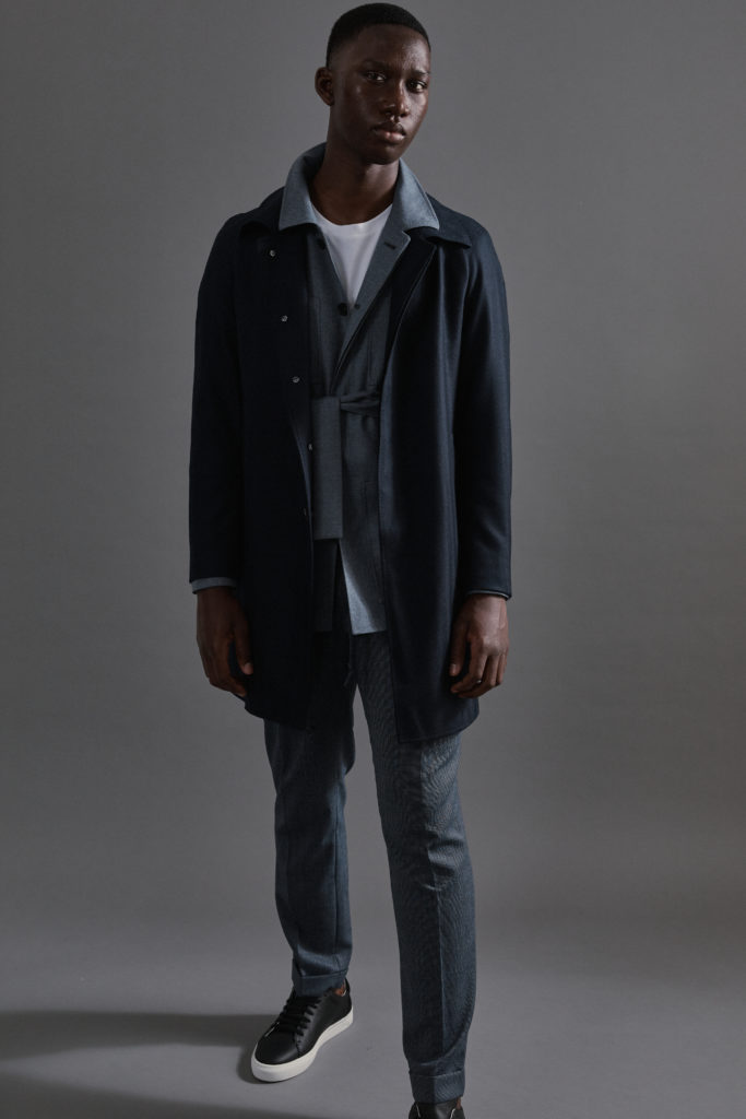 custom overcoat sydney