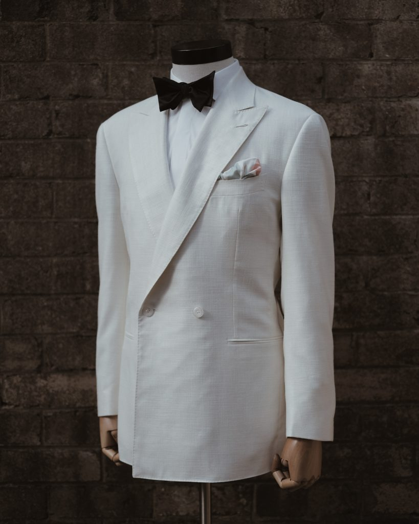 Best White Suit