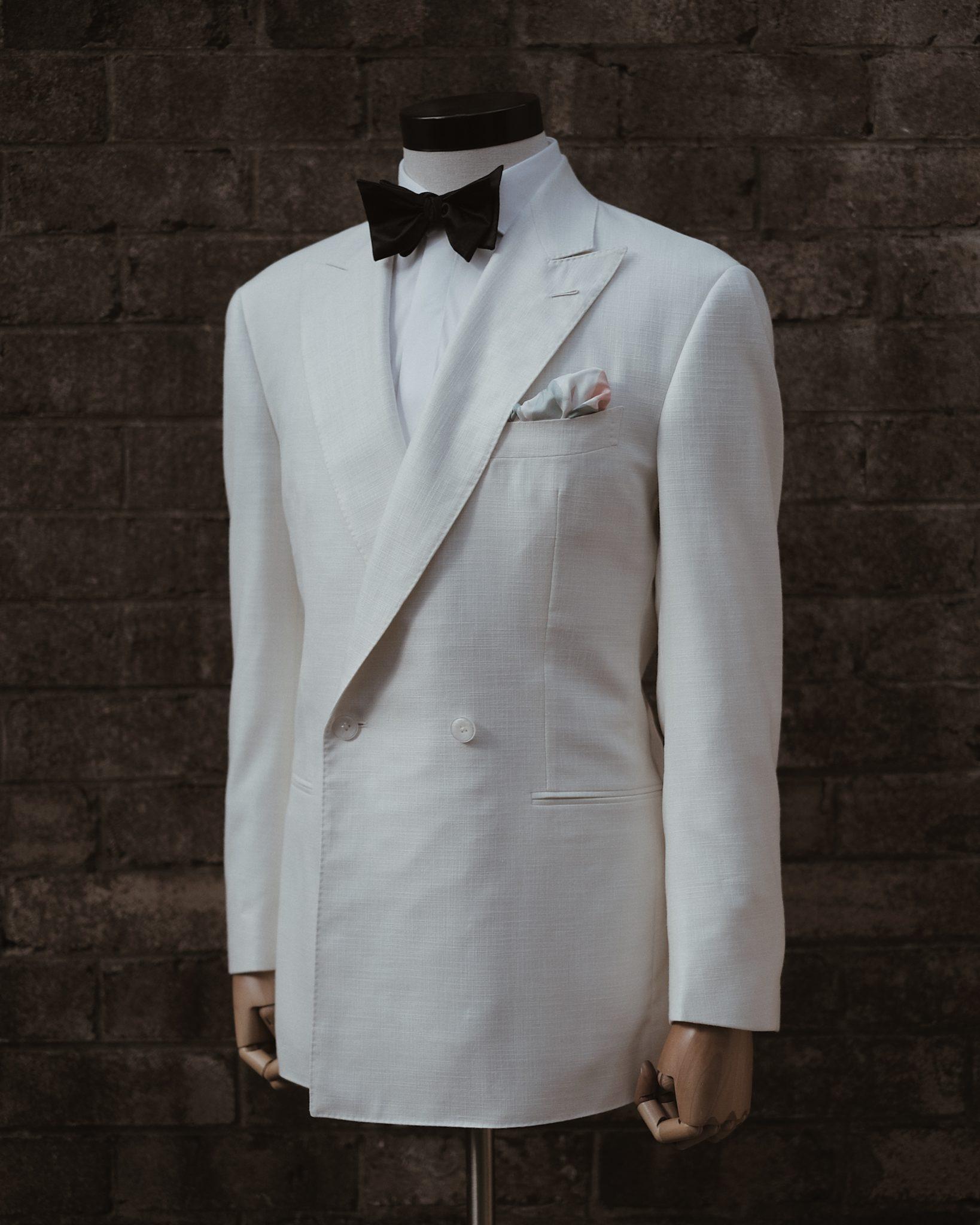 Best White Suit