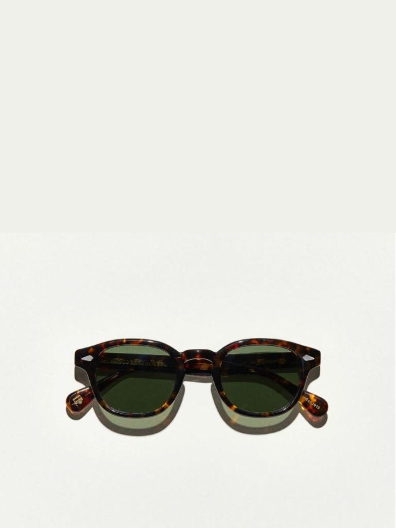 Moscot Sunglasses Lemtosh Tortoise