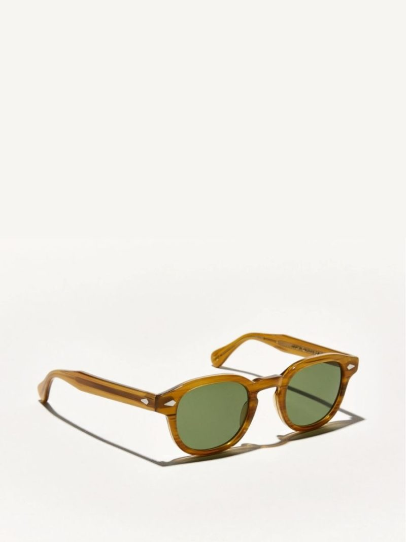 Moscot Sunglasses Lemtosh Blonde