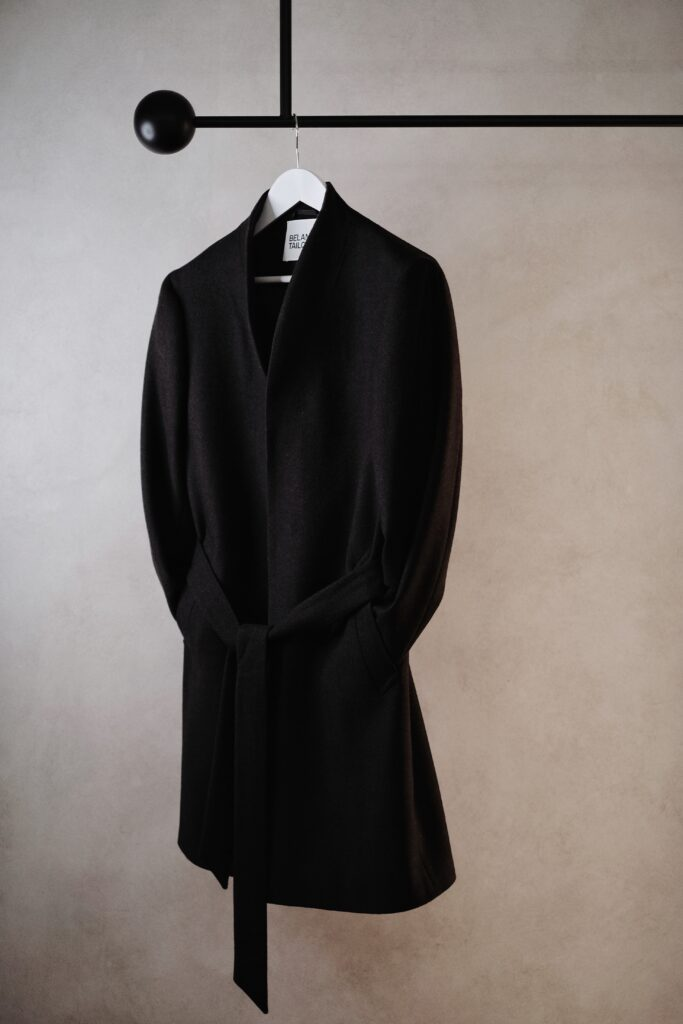 MADE TO MEASURE COAT